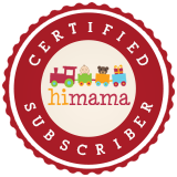 HiMama subscriber badge